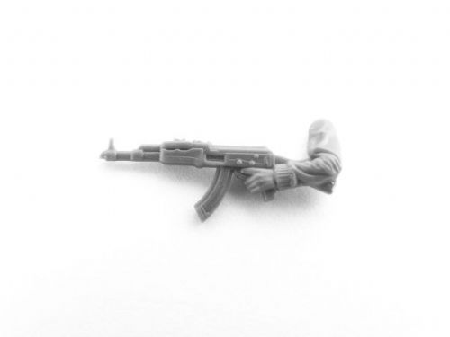project z female survivor left weapon arm (d)
